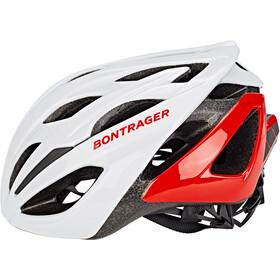 Bontrager Starvos Road Helmet trek white/viper red